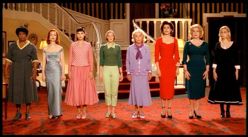 8 Mujeres. Todas